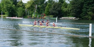 Local crews Marlow v Sir William Borlaise